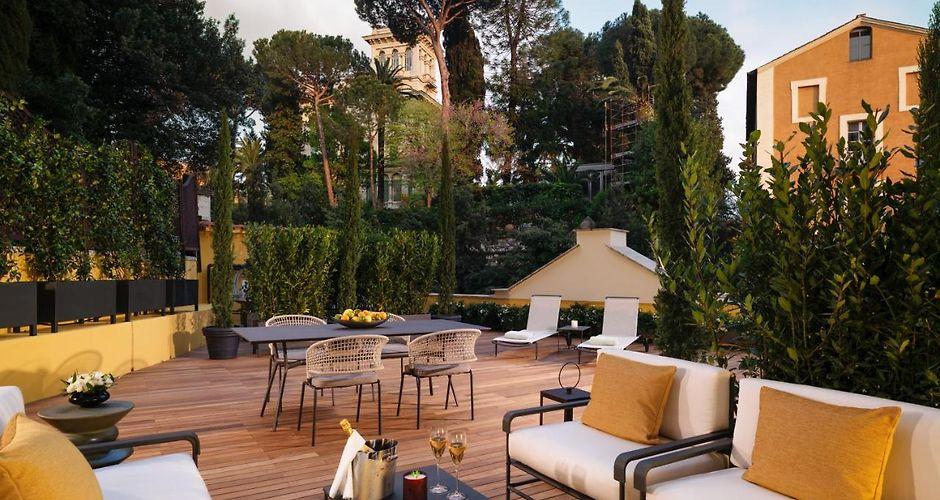 Eden Hotel Rome